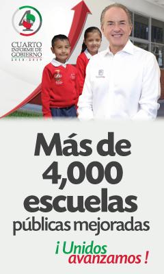 GOB SEGE 1 - 4000 ESCUELAS MEJORADAS