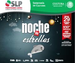 GOB 6 -  NOCHE DE ESTRELLAS  CONVENIO DE COM SOC.