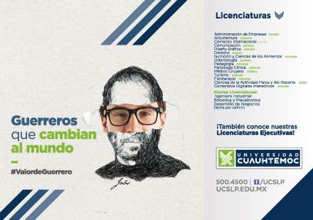 UCSLP - INTERNACIONALES