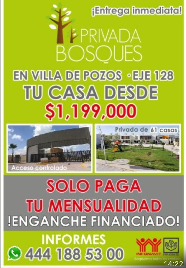 PRIVADA BOSQUES