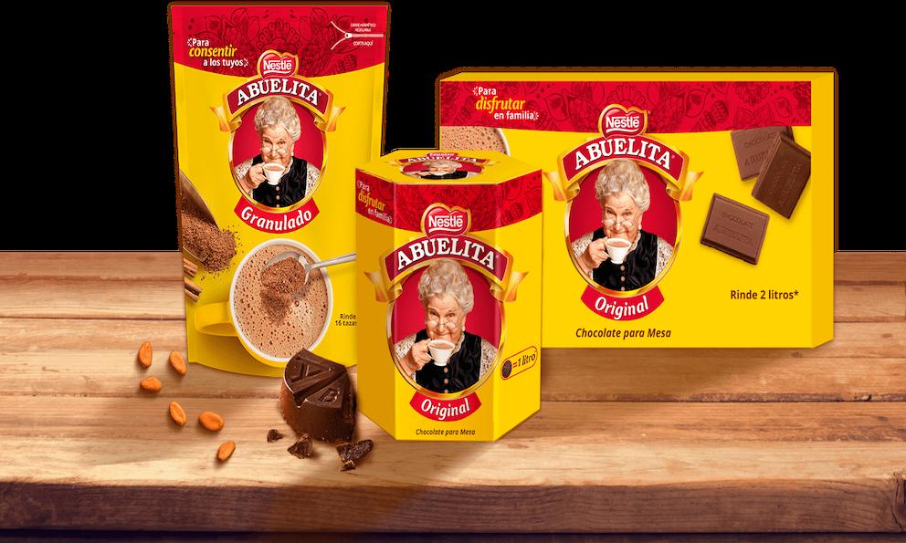 La mujer veracruzana que inspiró el logo de Chocolate Abuelita