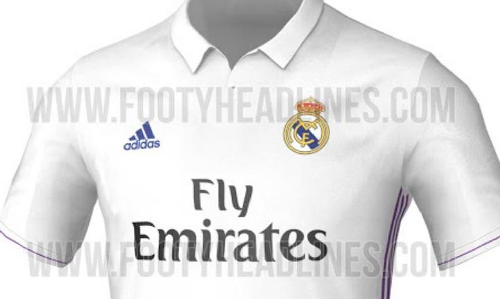 4002b9a20 Plano Deportivo Filtran posible nuevo uniforme del Real Madrid