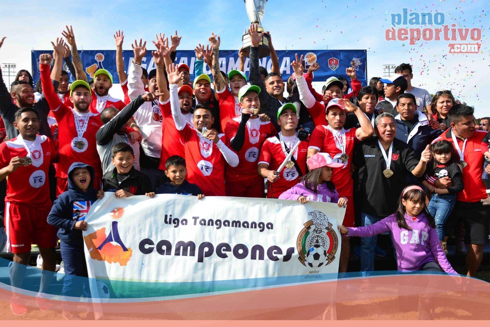 Se corona Canchola campeón de Liga Tangamanga
