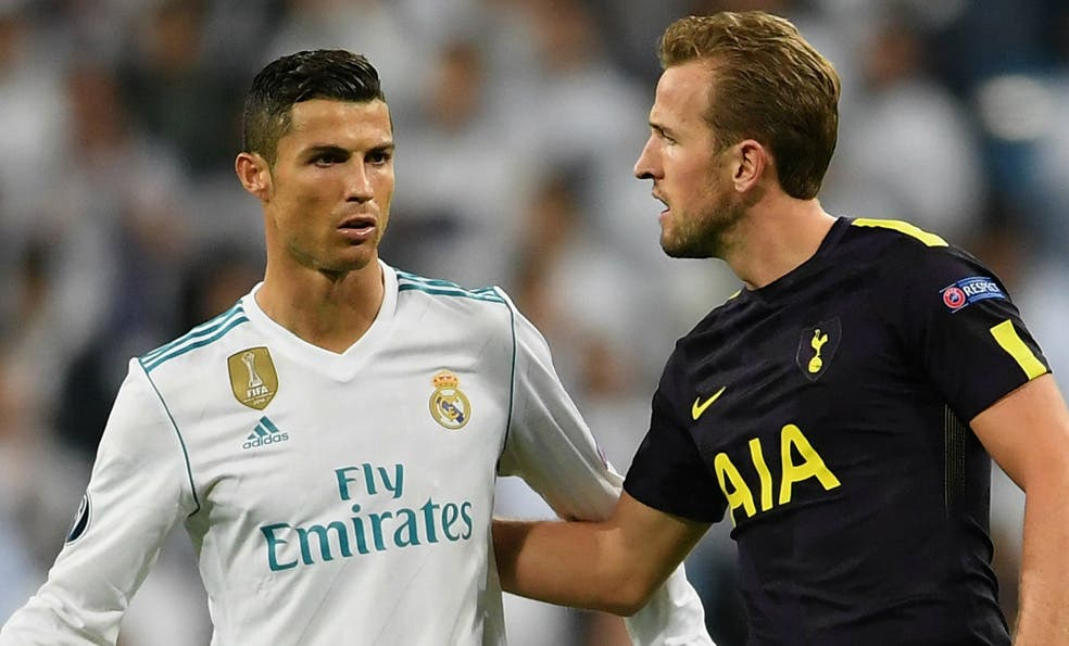 Real madrid y tottenham no han negociado por harry kane for En que cadena juega el madrid hoy