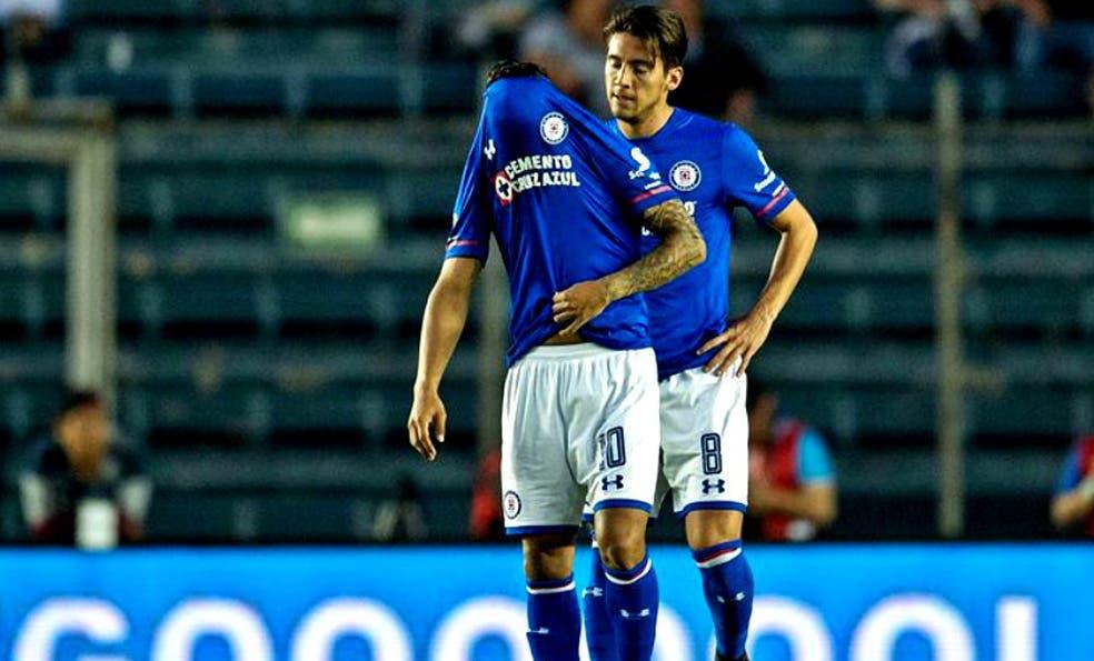 Cruz Azul al borde de la eliminación en Copa MX