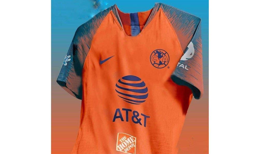 Plano deportivo filtran presunto tercer uniforme del am rica for Cuarto kit del america