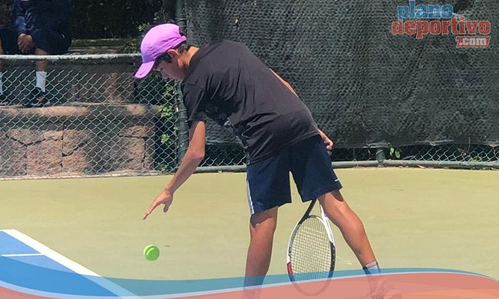 Gran talento se muestra en el Abierto Nacional Juvenil Infantil de Tenis 2019