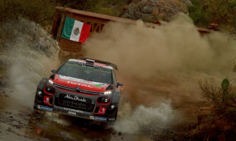Plano Deportivo Rally FIA-NACAM en Guanajuato se llevó a cabo con éxito  pese a contingencia