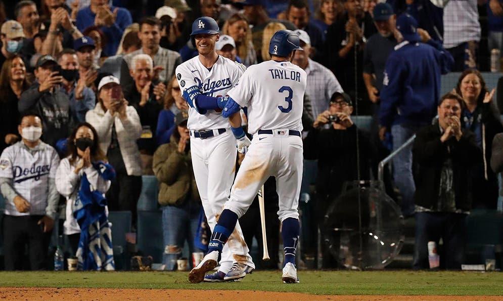 Los  Dodgers ganan y la Serie regresa a Atlanta