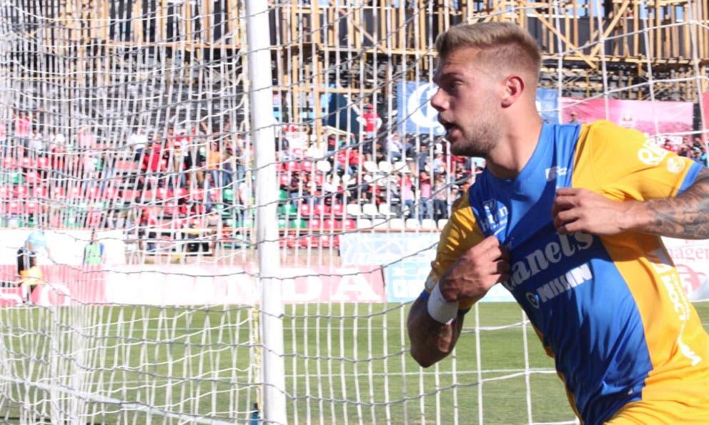 Borja González se despide del Atlético de San Luis