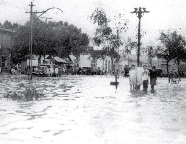 Inundación de 1933 en San Luis
